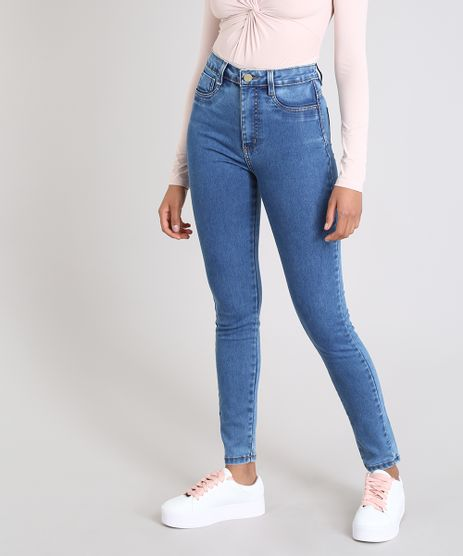 Calca-Jeans-Feminina-Sawary-Super-Lipo-Super-Skinny-Azul-Medio-9543121-Azul_Medio_1