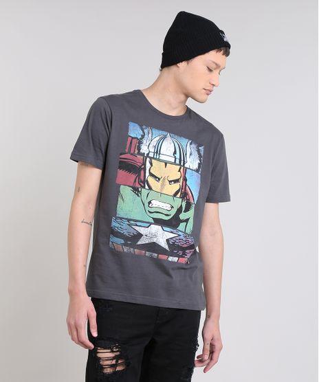 Camiseta-Masculina-Os-Vingadores-Manga-Curta-Gola-Careca-Chumbo-9559920-Chumbo_1