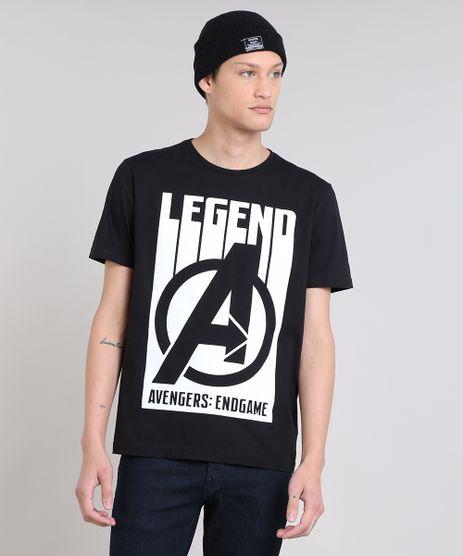 Camiseta-Masculina-Os-Vingadores-Ultimato-Manga-Curta-Gola-Careca-Preta-9559924-Preto_1