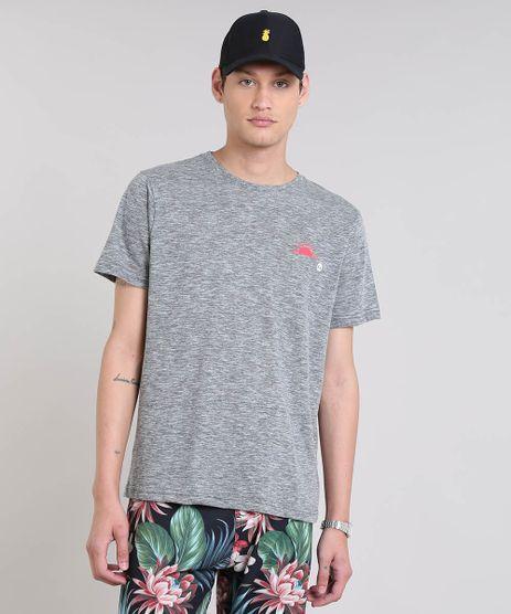 Camiseta-Masculina-Flame--Summer--Manga-Curta-Gola-Careca-Cinza-Mescla-9467319-Cinza_Mescla_1