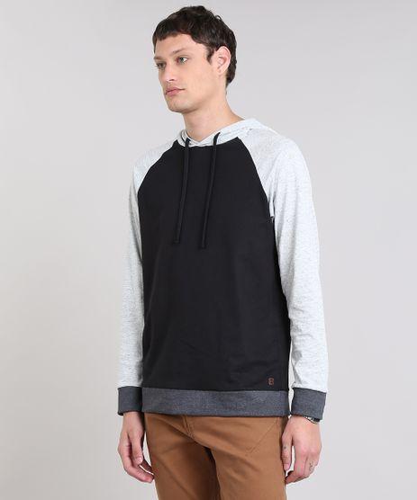 Camiseta-Masculina-Botone-Raglan-com-Capuz-Manga-Longa-Preta-9448991-Preto_1