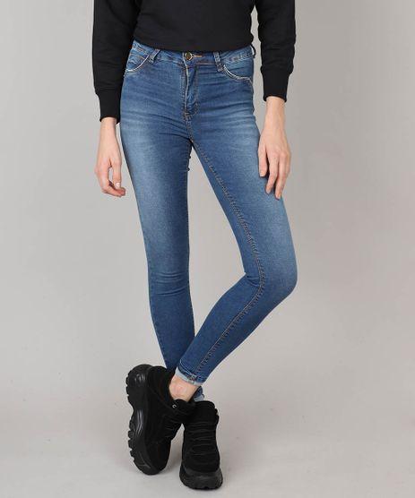 Calca-Jeans-Feminina-Sawary-Cigarrete-com-Strass-Azul-Medio-9509355-Azul_Medio_1