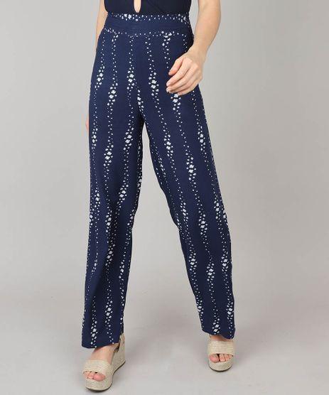 Calca-Feminina-Pantalona-Estampada-Floral-Azul-Marinho-9461510-Azul_Marinho_1