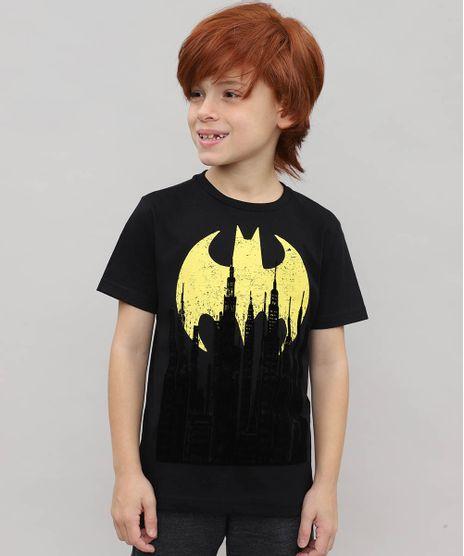 Camiseta-Infantil-Batman-Manga-Curta-Preta-8152426-Preto_1