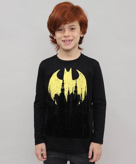 Camiseta-Infantil-Batman-Manga-Longa-Preta-9034968-Preto_1