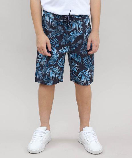 Bermuda-Infantil-Surf-Estampada-Tropical-Azul-Marinho-9536356-Azul_Marinho_1