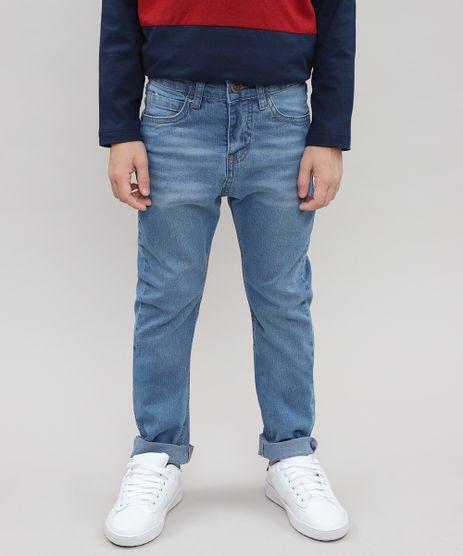 Calca-Jeans-Infantil-com-Bolsos-Azul-Claro-9528728-Azul_Claro_1