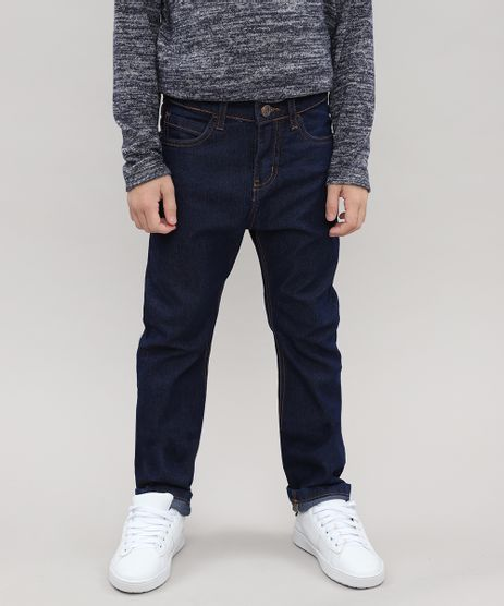 Calca-Jeans-Infantil-com-Bolsos-Azul-Escuro-9528681-Azul_Escuro_1