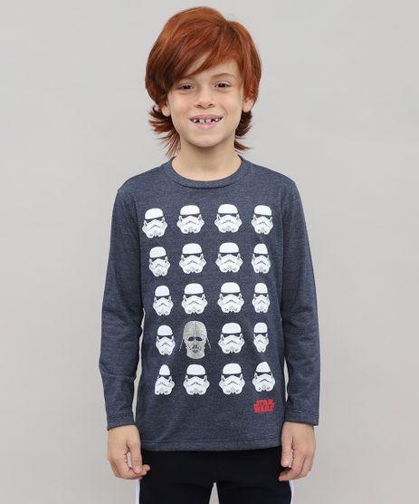 Camiseta-Infantil-Stormtrooper-Star-Wars-Manga-Longa-Azul-Marinho-9528009-Azul_Marinho_1