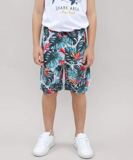 Bermuda-Infantil-Surf-Estampada-Tropical-Off-White-9536640-Off_White_1