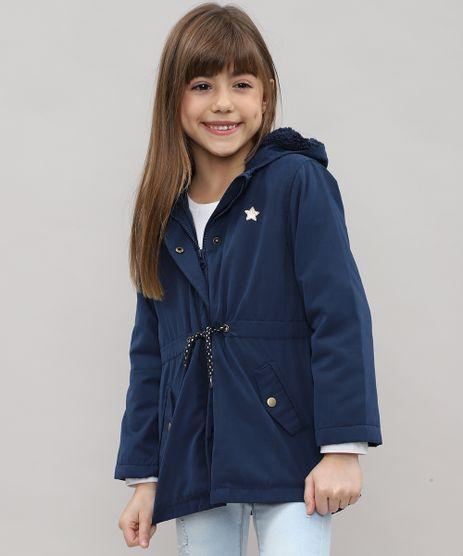 Parka-Infantil-com-Capuz-e-Pelo-Azul-Marinho-9363998-Azul_Marinho_1