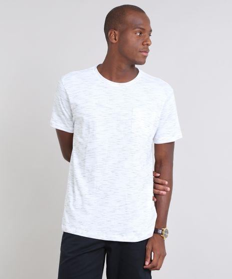 Camiseta-Masculina-em-Piquet-Flame-com-Bolso-Manga-Curta-Branca-9504976-Branco_1