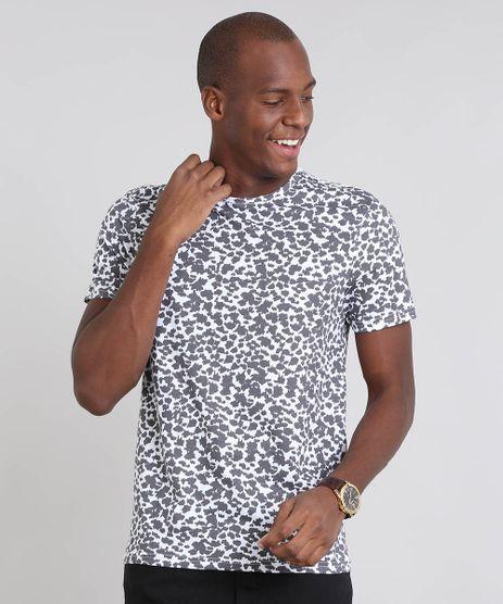 Camiseta-Masculina-Estampada-Animal-Print-Manga-Curta-Gola-Careca-Branca-9526958-Branco_1