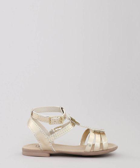 Sandalia-Infantil-Metalizada-com-Borboletas-Dourada-8872295-Dourado_1