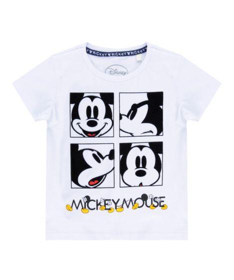 Camiseta-Mickey-Branca-8485395-Branco 1 ... 77b81ec3fb24d