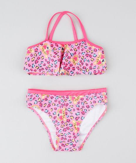 Pijama-Infantil-Estampado-Animal-Print-com-Babado-Protecao-UV-50-Pink-9518998-Pink_1