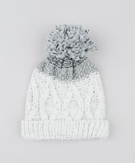 Gorro-Feminino-em-Trico-com-Paetes-e-Pompom-Off-White-9398754-Off_White_1