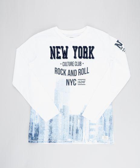 Camiseta-Infantil--New-York--Flame-Manga-Longa-Gola-Careca-Off-White-9542317-Off_White_1