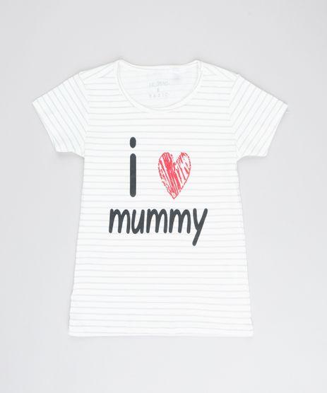 Blusa-Infantil-Listrada--I-love-Mummy--Manga-Curta-Off-White-9537609-Off_White_1
