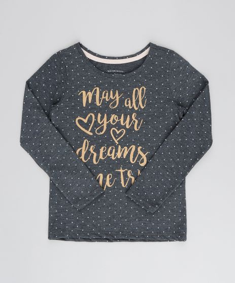 989c993aa Blusa-Infantil-Estampada-Poa--May-all-yours--