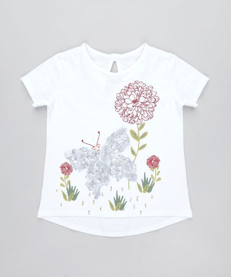 Camiseta-Infantil-Borboleta-Texturizada-Manga-Curta-Off-White-9471873-Off_White_1