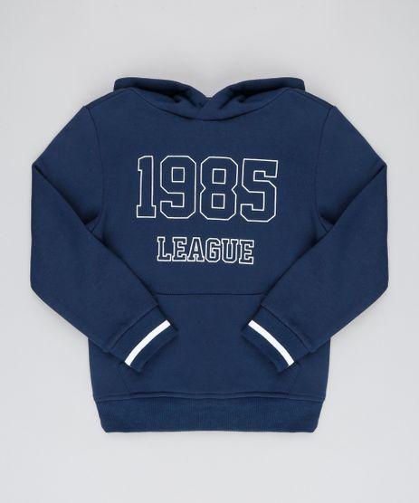 Blusao-Infantil--1985--com-Capuz-e-Bolso-em-Moletom--Azul-Marinho-9376806-Azul_Marinho_1