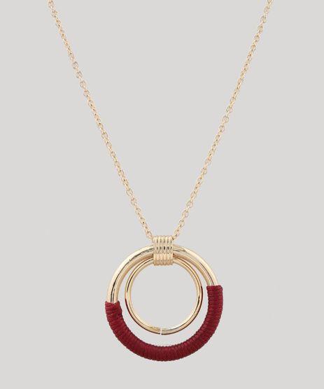 Colar-Feminino-Longo-com-Argolas-Revestidas-Dourado-9427661-Dourado_1