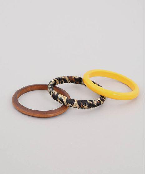 Kit-de-3-Braceletes-Femininos-Multicor-9469816-Multicor_1