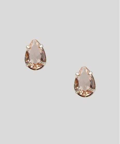 Brinco-Feminino-com-Pedra-Dourado-9437652-Dourado_1