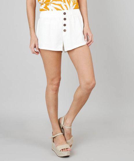 Short-Feminino-Midi-Com-Botoes-Off-White-9506769-Off_White_1