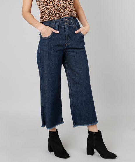 Calca-Jeans-Feminina-Clochard-Azul-Escuro-9546742-Azul_Escuro_1