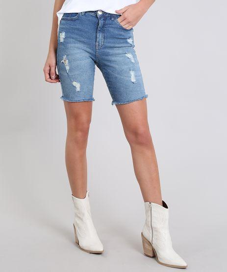 Bermuda-Jeans-Feminina-Ciclista-Azul-Medio-9536740-Azul_Medio_1