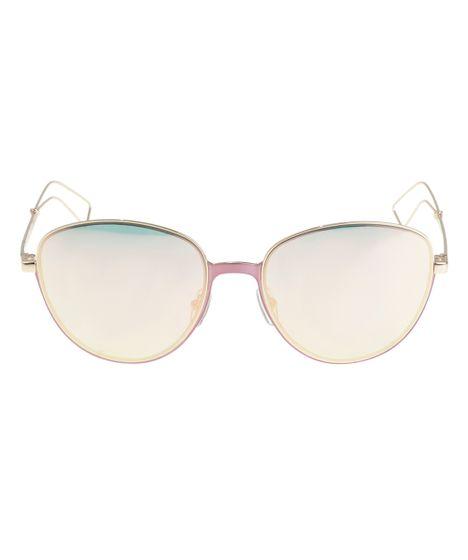 ae02479b8b056 Oculos-Redondo-Feminino-Oneself-Dourado-8524690-Dourado 1 ...