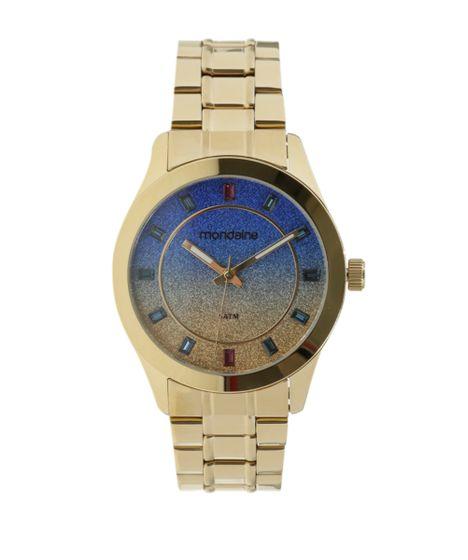 0520fde7b33 Relógio Mondaine Analógico Feminino - 78687LPMVDA2 Dourado - cea