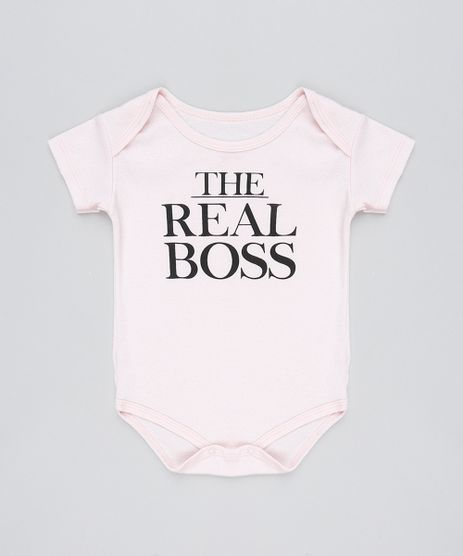 Body-Infantil--The-Real-Boss--Manga-Curta-Rosa-Claro-9544187-Rosa_Claro_1