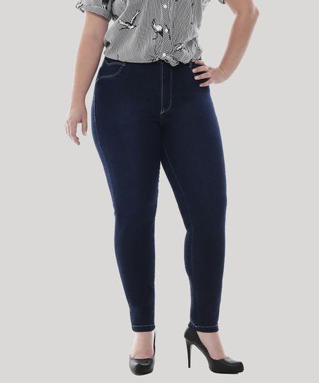Calca-Jeans-Feminina-Cigarrete-Plus-Size--Azul-Escuro-9582672-Azul_Escuro_1