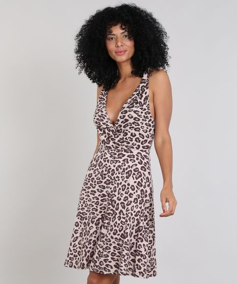 Vestido-Feminino-Curto-Animal-Print-com-Alca-Com-No-Bege-9454343-Bege_1