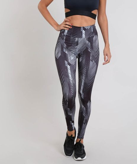 Calca-Legging-Feminina-Esportiva-Ace-Estampada-Geometrica-Protecao-UV-50--Preta-9542505-Preto_1
