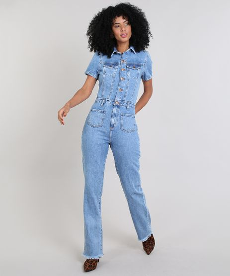 Macacao-Jeans-Feminino-com-Bolsos-e-Botoes-Azul-Medio-9537698-Azul_Medio_1