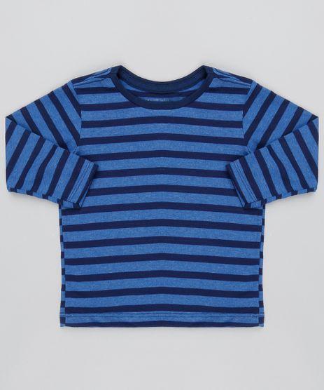 Camiseta-Infantil-Listrada-Manga-Longa-Azul-9502982-Azul_1