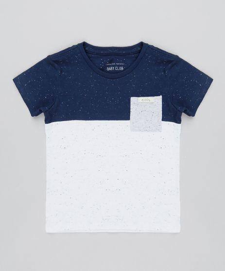 Camiseta-Infantil-Botone-com-Bolso-Manga-Curta-Azul-Marinho-9530793-Azul_Marinho_1