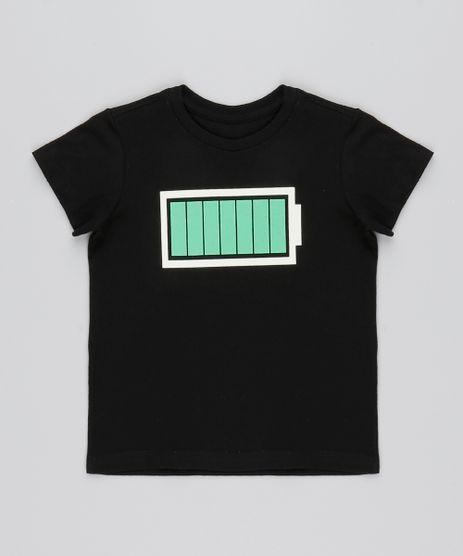 Camiseta-Infantil-Bateria-Carregada-Manga-Curta-Preta-9540947-Preto_1