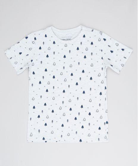 Camiseta-Infantil-Estampada-Etnica-Manga-Curta-Cinza-Mescla-Claro-9538263-Cinza_Mescla_Claro_1