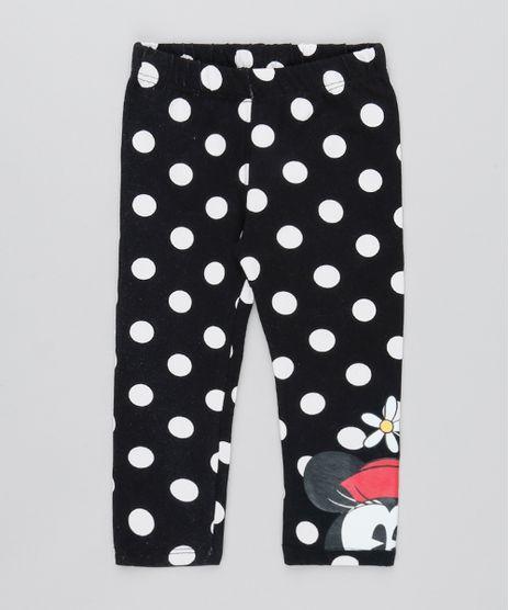 Legging-Infantil-com-Minnie-Mouse-e-Estampa-Poa--Preta-9518152-Preto_1