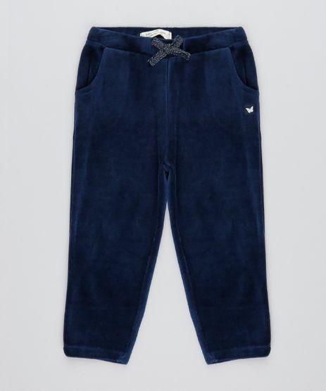 Calca-Infantil-em-Plush-com-Bolso-Azul-Marinho-9346234-Azul_Marinho_1