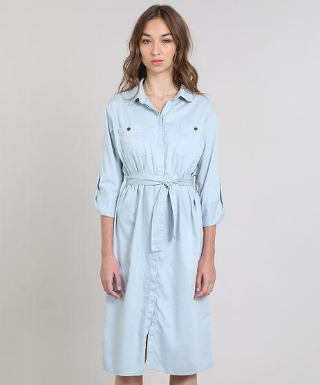 Vestido-Chemise-Feminino-Mindset-com-Faixa-Azul-claro-9563343-Azul_Claro_1