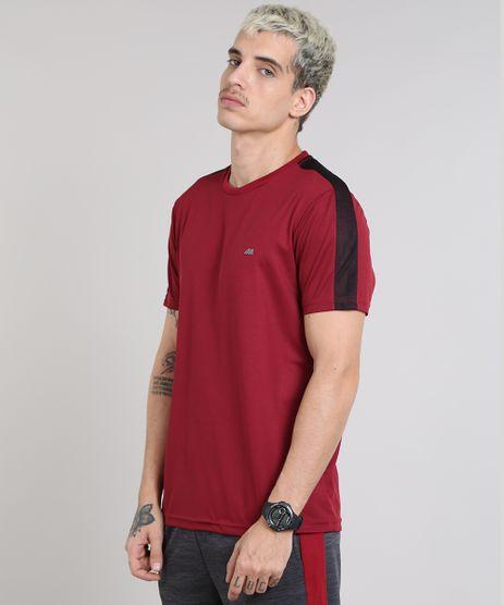 Camiseta-Masculina-Esportiva-Ace-Raglan-com-Respiro-Manga-Curta-Gola-Careca-Vermelha-9581824-Vermelho_1