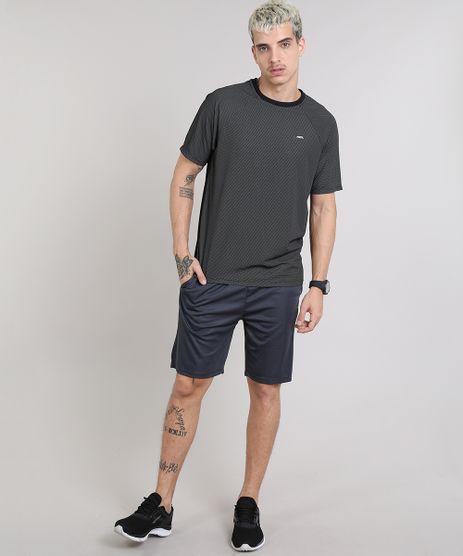Conjunto-Masculino-Esportivo-Ace-de-Camiseta-Manga-Curta---Bermuda-Preto-9582275-Preto_1