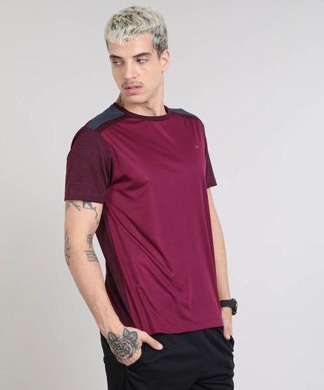 Camiseta-Masculina-Esportiva-Ace-com-Recortes-Manga-Curta-Gola-Careca-Vinho-9504152-Vinho_1