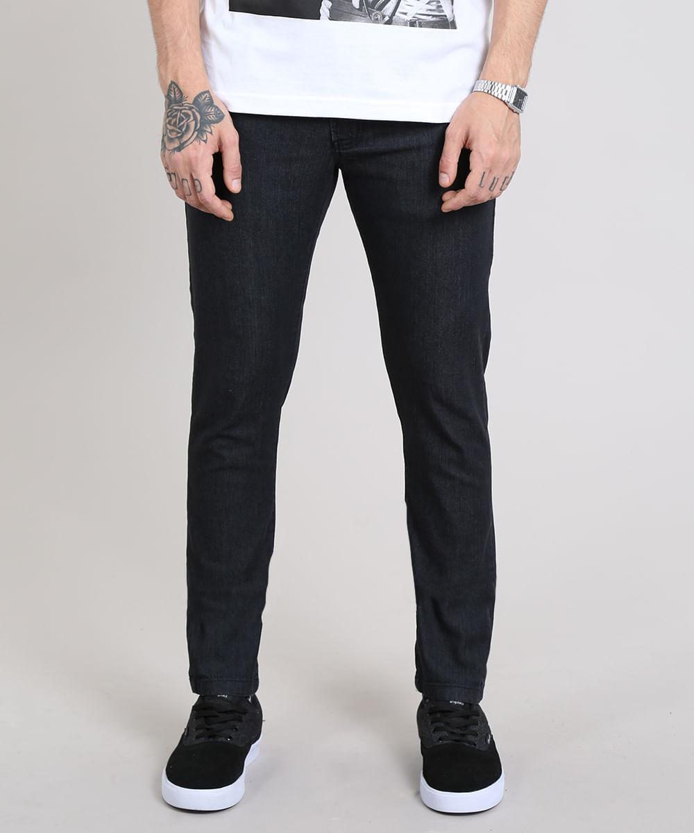 8dff52827 ... Calca-Jeans-Masculina-Slim-Preta-9565381-Preto_1